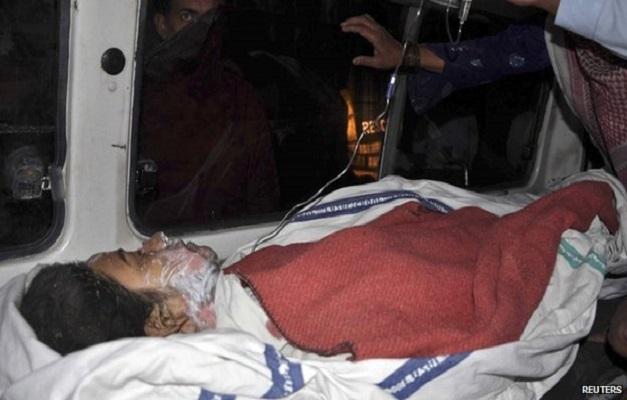 Pakistan Gang-rape victim 1