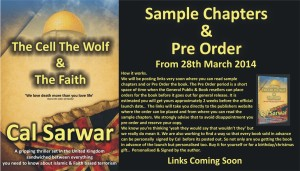 Available to Pre Order from 28th March 2014